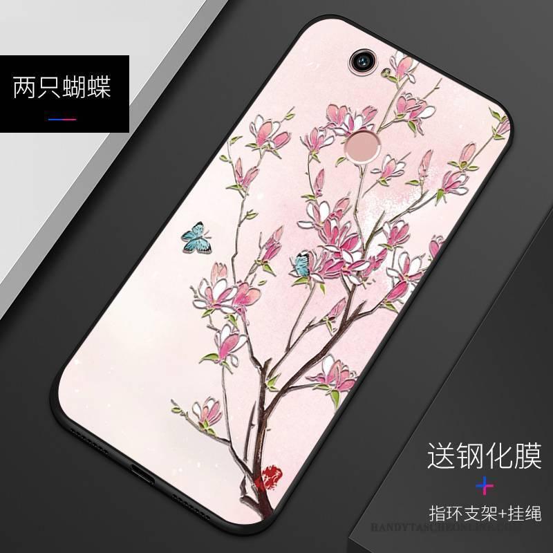 Hülle Huawei Nova Silikon Nubuck Handyhüllen, Case Huawei Nova Taschen Angepasst Persönlichkeit