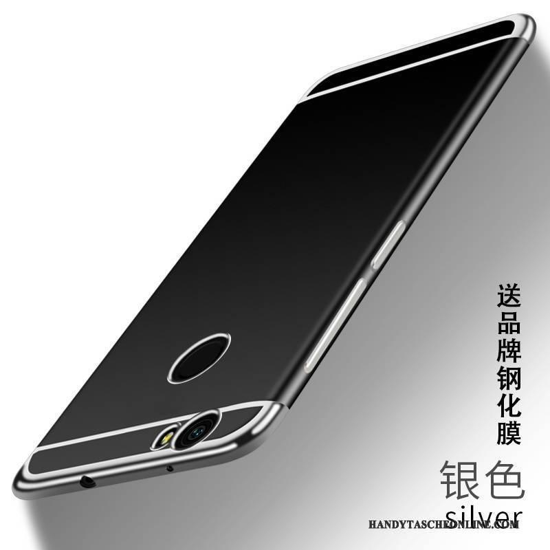 Hülle Huawei Nova Weiche Gold Handyhüllen, Case Huawei Nova Silikon Anti-sturz