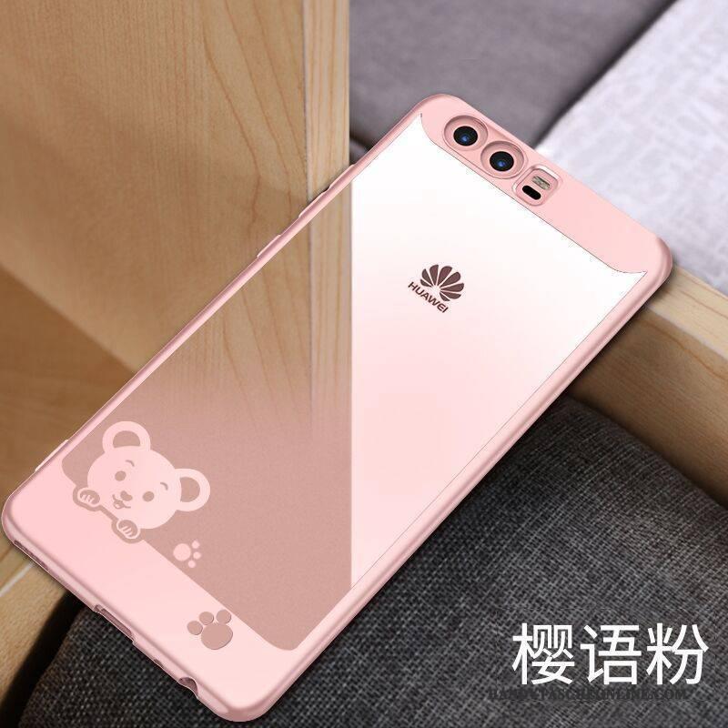 Hülle Huawei P10 Plus Schutz Persönlichkeit Anti-sturz, Case Huawei P10 Plus Weiche Handyhüllen Schlank