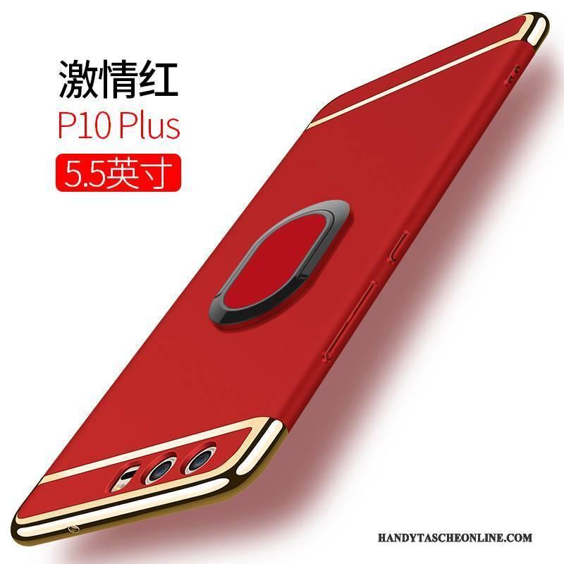 Hülle Huawei P10 Plus Taschen Persönlichkeit Anti-sturz, Case Huawei P10 Plus Kreativ Blau Trend