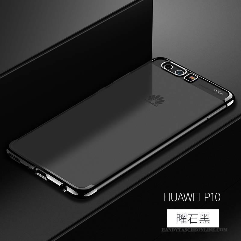 Hülle Huawei P10 Silikon Handyhüllen Persönlichkeit, Case Huawei P10 Taschen Transparent Anti-sturz