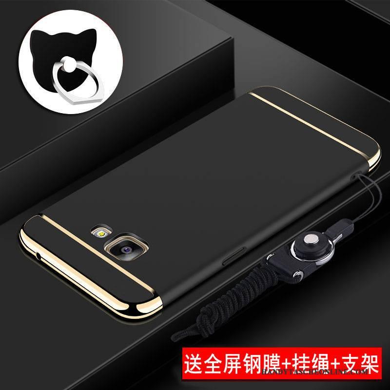 Hülle Samsung Galaxy A5 2016 Taschen Schwer Anti-sturz, Case Samsung Galaxy A5 2016 Schutz Trend Nubuck