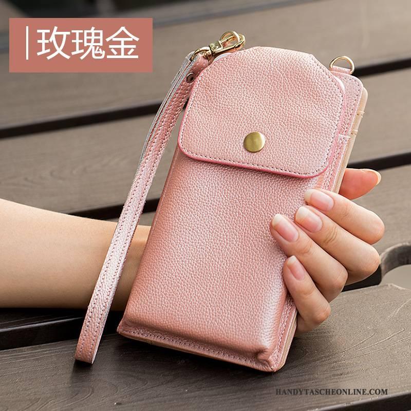 Hülle Samsung Galaxy A8 Taschen Nette Handyhüllen, Case Samsung Galaxy A8 Schutz Schwarz Trend