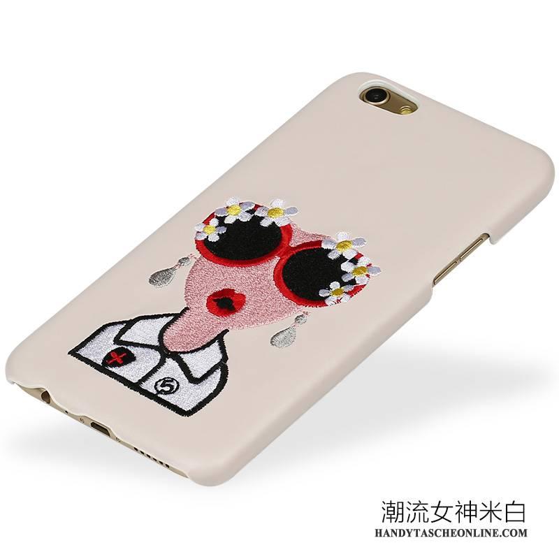 Hülle Samsung Galaxy S8 Kreativ Handyhüllen Stickerei, Case Samsung Galaxy S8 Schutz Angepasst Hintere Abdeckung