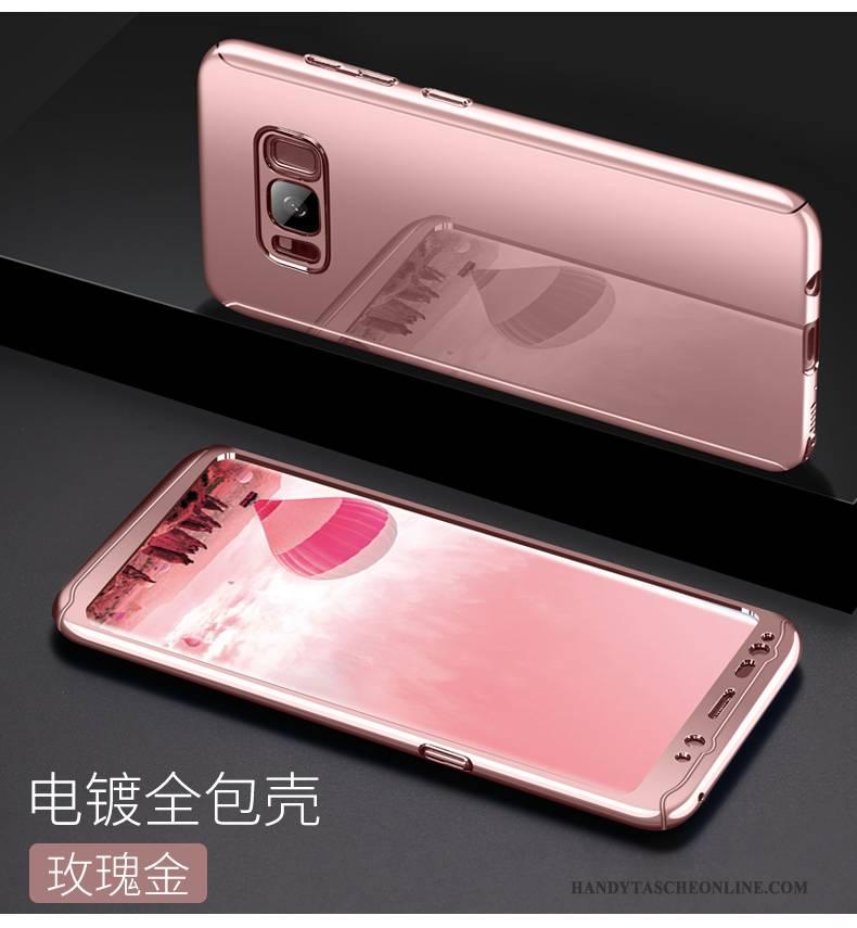 Hülle Samsung Galaxy S8+ Schutz Schlank Handyhüllen, Case Samsung Galaxy S8+ Taschen Persönlichkeit Anti-sturz