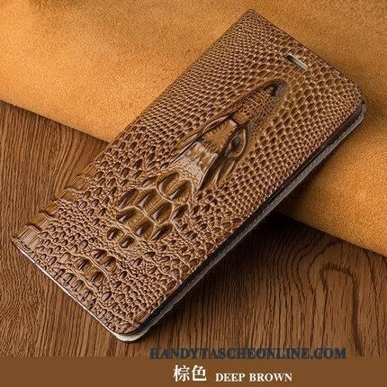 Hülle Sony Xperia Xa Leder Business Persönlichkeit, Case Sony Xperia Xa Folio Angepasst Handyhüllen