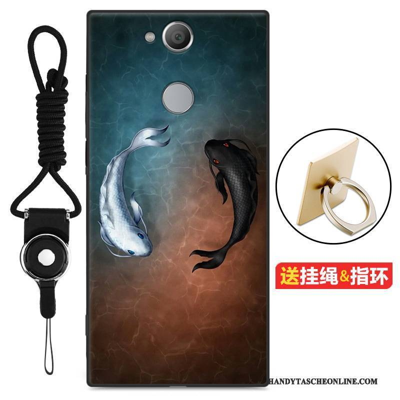 Hülle Sony Xperia Xa2 Silikon Trend Handyhüllen, Case Sony Xperia Xa2 Farbe Anti-sturz
