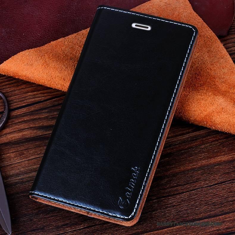 Hülle Sony Xperia Z3 Lederhülle Lila Dunkel, Case Sony Xperia Z3 Schutz