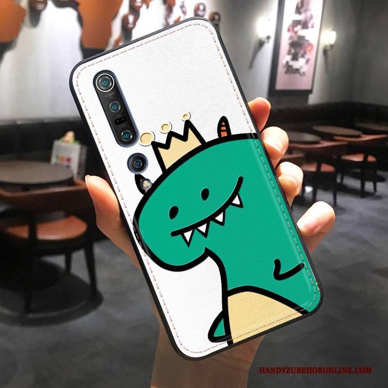 Hülle Xiaomi Mi 10 Pro Taschen Handyhüllen Anti-sturz, Case Xiaomi Mi 10 Pro Karikatur Mini Nette