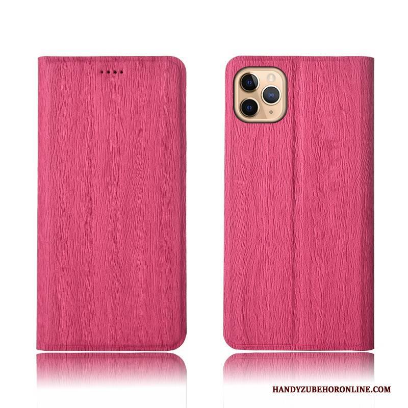 Hülle iPhone 11 Pro Lederhülle Handyhüllen Blau, Case iPhone 11 Pro Schutz Bäume Muster