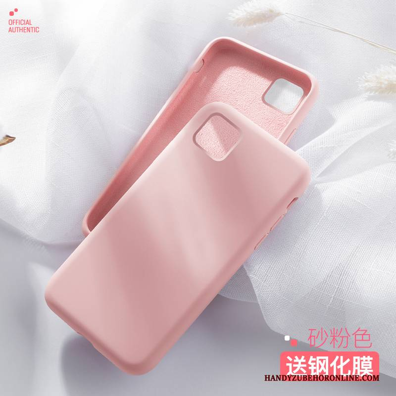 Hülle iPhone 11 Pro Taschen Rot Handyhüllen, Case iPhone 11 Pro Silikon Anti-sturz Netto Rot