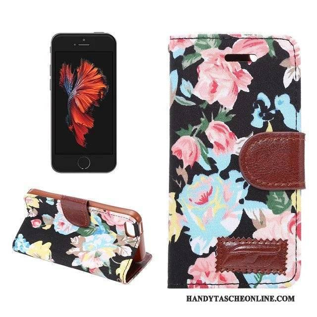 Hülle iPhone Se Silikon Handyhüllen Blau, Case iPhone Se Weiche