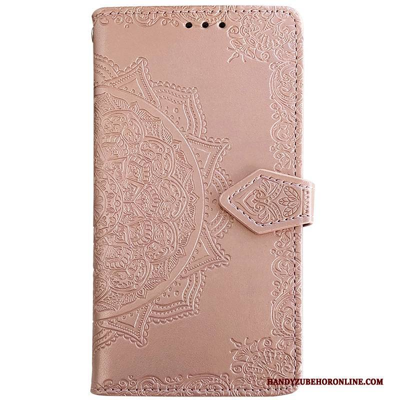 Hülle Honor 20 Geldbörse Business Neu, Case Honor 20 Folio Blumen Sonne