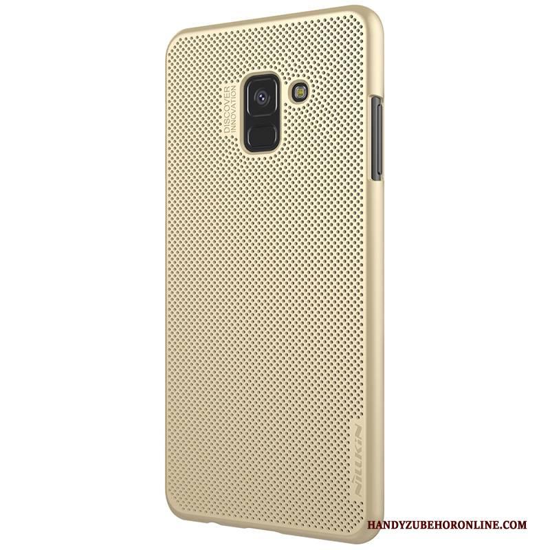 Hulle Samsung Galaxy A8 2018 Schutz Schlank Handyhullen Case