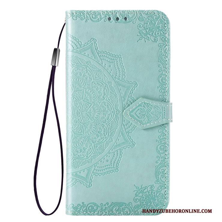 Hülle Samsung Galaxy M20 Weiche Anti-sturz Handyhüllen, Case Samsung Galaxy M20 Taschen Grün