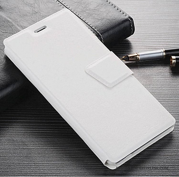 Hülle Samsung Galaxy S4 Lederhülle Handyhüllen Weiß Case Samsung