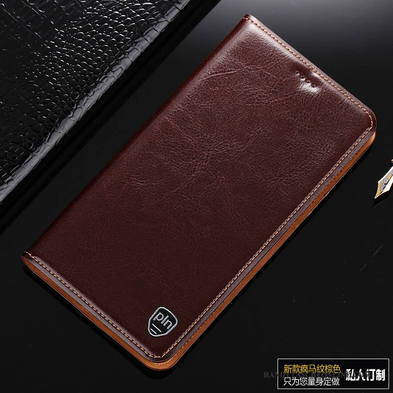 Hülle Samsung Galaxy S9 Lederhülle Business High-end, Case Samsung Galaxy S9 Folio Handyhüllen