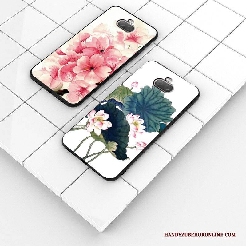 Hülle Sony Xperia 10 Plus Schutz Kunst Mini, Case Sony Xperia 10 Plus Weiche Handyhüllen Frisch