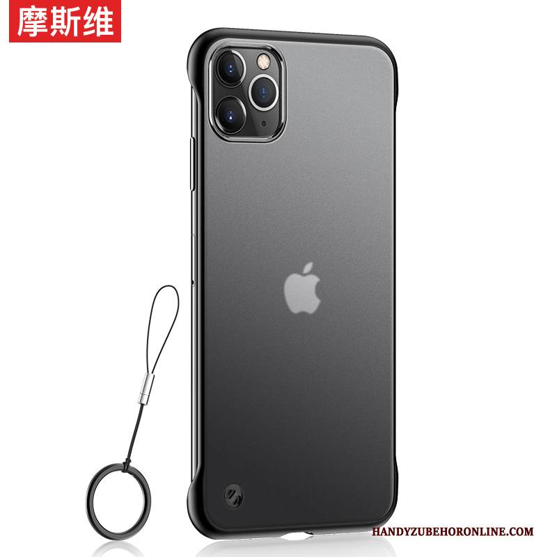 Hülle iPhone 11 Pro Handyhüllen Trendmarke, Case iPhone 11 Pro Schwarz Grenze