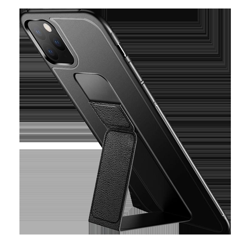 Hülle iPhone 11 Pro Schutz Anti-sturz Schwarz, Case iPhone 11 Pro Weiche Handyhüllen Neu